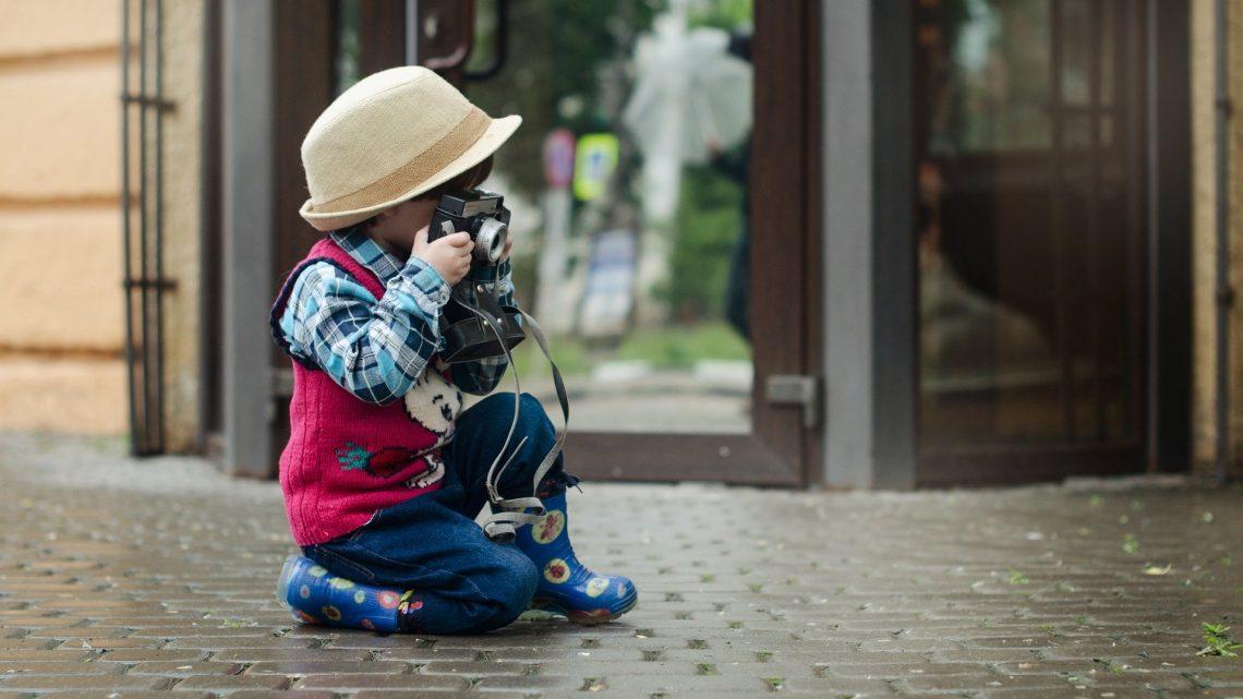 Les raisons d'acheter un appareil photo pour son enfant