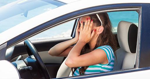 Erreur de carburant de voiture que faire?