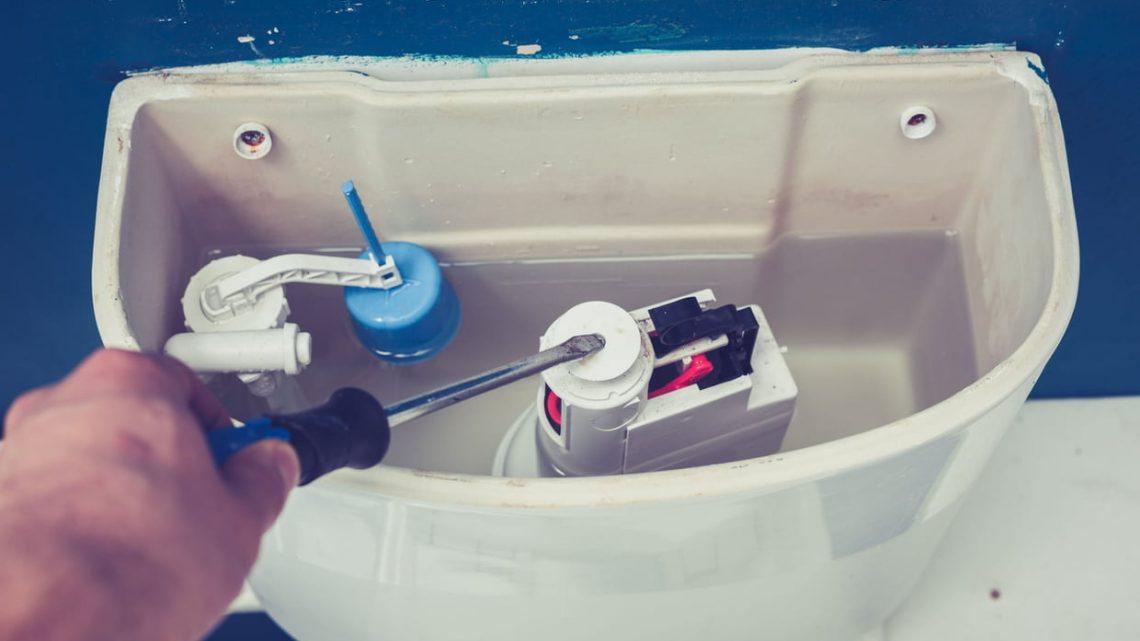 Comment remplacer le mécanisme d'une chasse d'eau ?