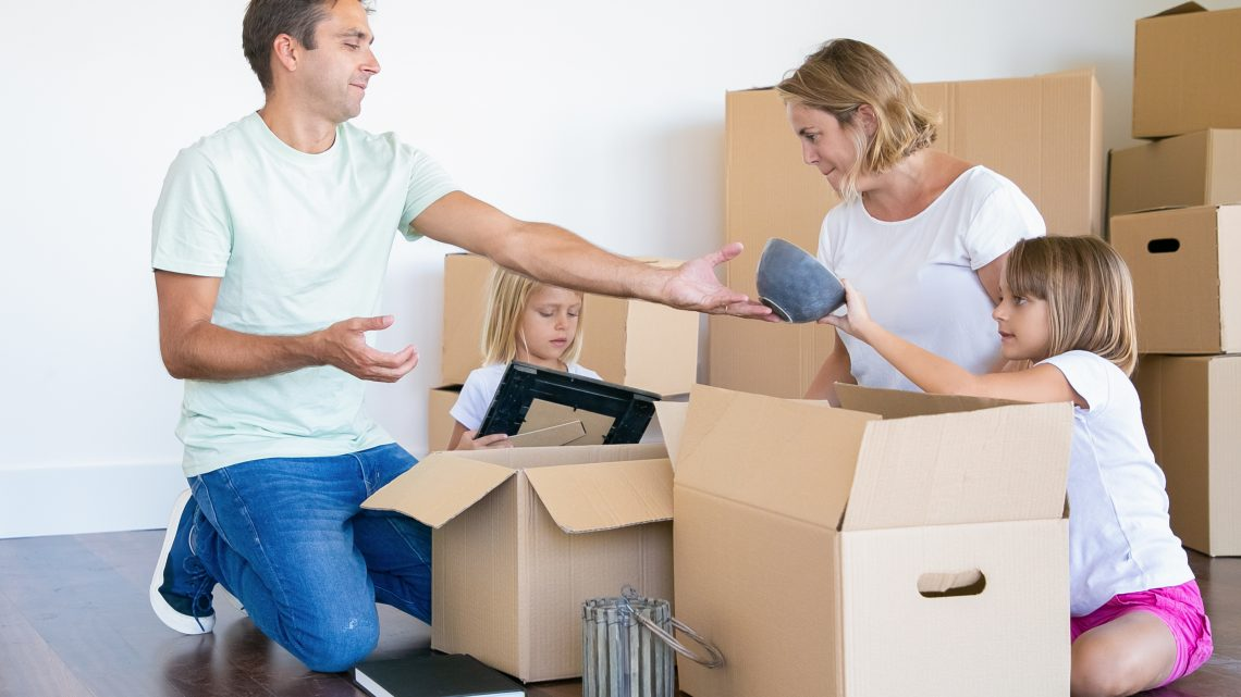 Où jeter les cartons de déménagement à Paris ?