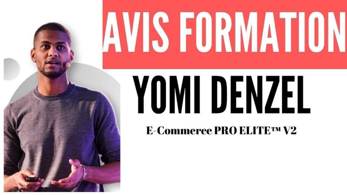 La réussite fulgurante de Yomi Denzel sert d'exemple aux débutants en e-commerce